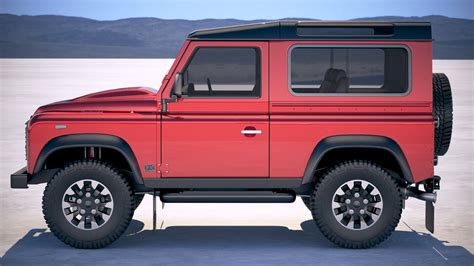 New Land Rover Defender 2018 by Land Rover Defender Works V8 2018