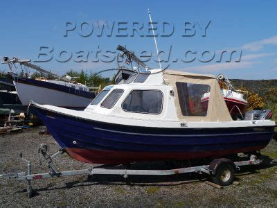 sea fishing boats for sale in scotland orkney 520 cuddy sports fishing boat for sale 5 20m 2003