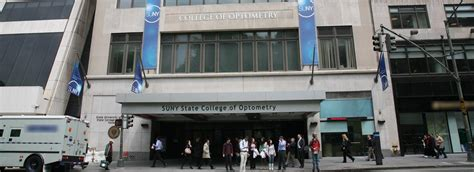 Mba In Technology Management Suny Polytechnic Institute by List Of Optometry Schools Career Advice Ihireoptometry