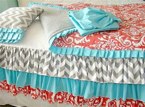 teal and grey chevron bedding coral teal and grey chevron toddler crib bedding 4 piece
