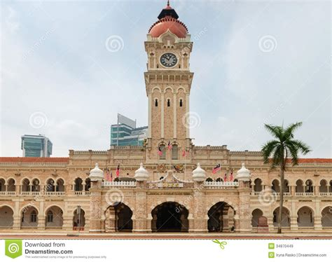 Sultan Abdul Samad Building Essay by Sultan Abdul Samad Building In Kuala Lumpur Royalty Free Stock Images Image 34870449