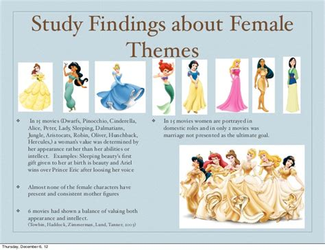 theme exles in disney movies disney sexism pdf