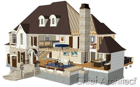 Home Designer Pro Chief Architect | 15 best home design software 2018
