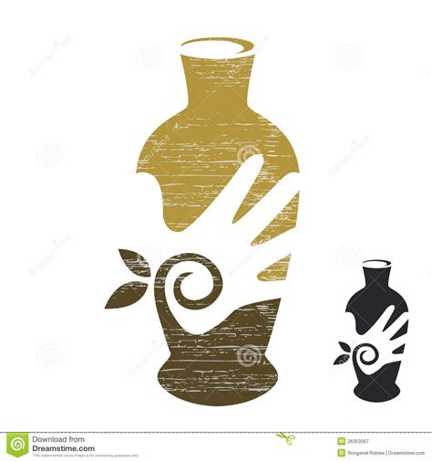 Handcraft Designs - handicraft logo stock illustration image of concept