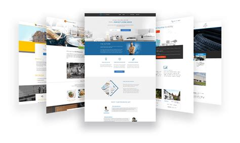 Thrive Architect The Wordpress Visual Editor For Business Builders Thrive Architect Landing Page Templates