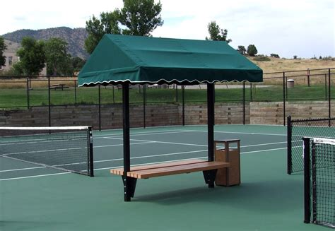tennis benches 8ft tennis cabana bench 5 shipping to lower 48 states