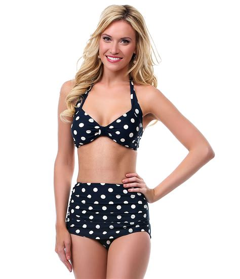 Retro Inspired Bikinis by Retro Flattering The Average S