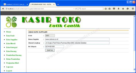 membuat website penjualan dengan html membuat web penjualan dengan php dan mysql membuat program