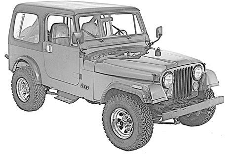 cj5 jeep parts 1940 1986 jeep mb cj5 cj7 replacement parts quadratec