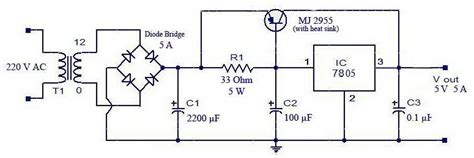 Dijamin Adaptor Dual Output 12v Dc 5a 12v Dc 3a rangkaian power supply 5v 5a mj2955