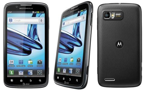at t android motorola atrix 2 high end wifi gps android pda phone att condition used cell phones