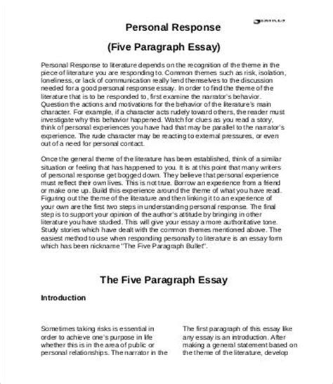 Mla Narrative Essay Format  Fast Food Essay Topics also Examples Of A Narrative Essay Fifth Business Free Essay Examples Essay On Water Is Life