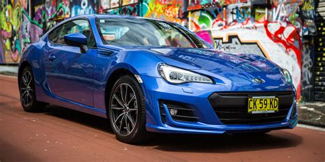 2017 subaru brz review caradvice