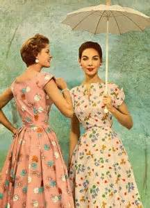 1950s summer clothes and history secret of a