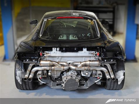Audi R8 Auspuff by Awe Tuning Audi R8 5 2l Switchpath Exhaust System Awe