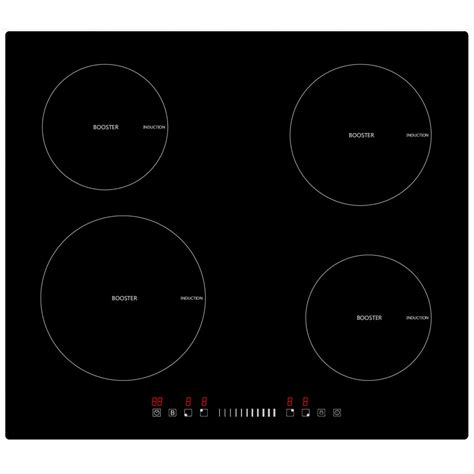 induction hob fuse myappliances ref29212 60cm black eco boost induction hob 13 fitted ebay