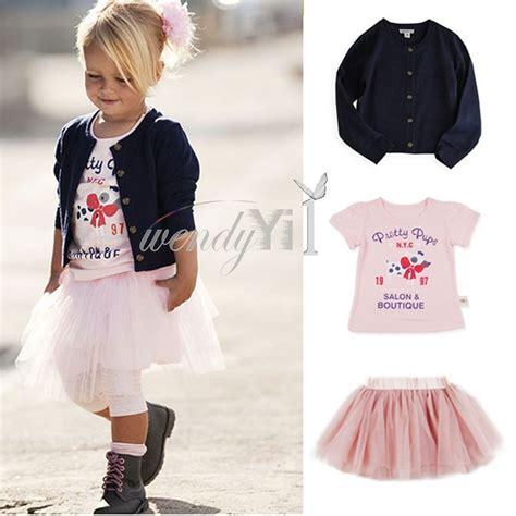 Set Shoes And Tutu Blackwhite1 For Baby 3 12 Bulan 3pc baby cardigan coat t shirt tutu