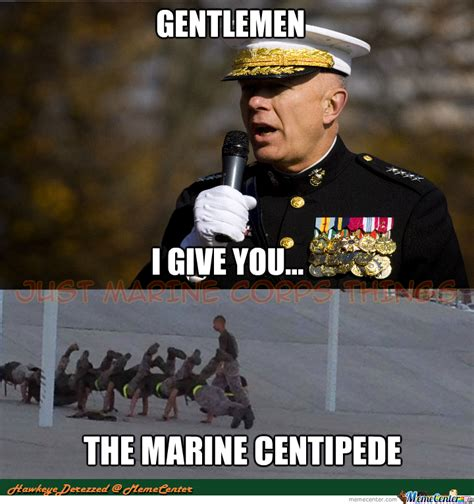 Marine Corps Memes - just marine corps things 1 by hawkeyederezzed meme center