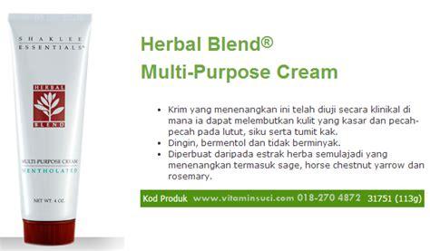 Herbal Shaklee Herbal Blend 174 Multi Purpose End 11 17 2015 10 15 Pm Myt