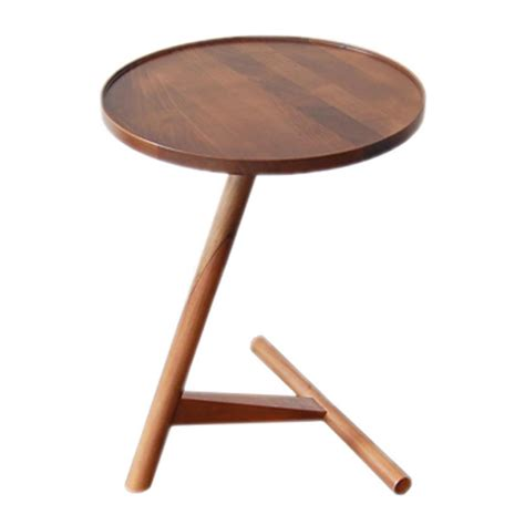 on table scp lee kirkbride calvo side table walnut at amara
