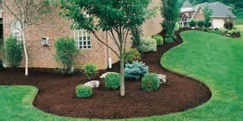 mulch mulch and mulch more streamline landscaping
