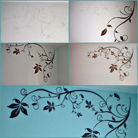 imagenes para dibujar en la pared 1000 manualidades f 225 ciles quiero dibujar en la pared