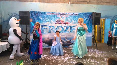 show infantil frozen elsa show infantil frozen finalmente elsa y ana dueto 57 44 72