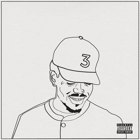 coloring book chance the rapper poster best 25 chance the rapper lyrics ideas on