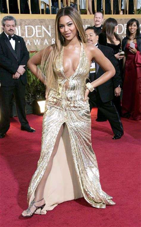 2007 Golden Globes Best In by Beyonce Knowles