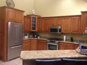 Medium Oak Kitchen Cabinets by Kitchen Medium Oak Kitchen Cabinets Hampton Bay Medium Oak