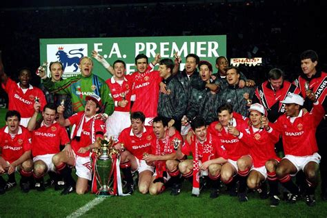epl man utd premier league history 1992 93 season review