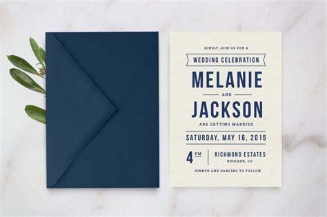 Simple Marriage Invitation Card Design by 90 Gorgeous Wedding Invitation Templates Design Shack