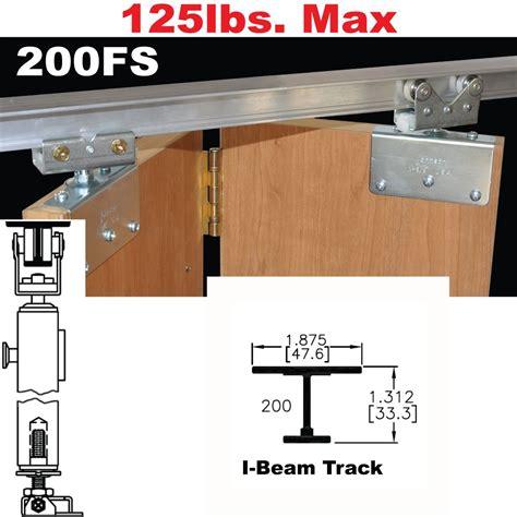 Folding Garage Door Hardware Johnson Hardware 200fs Side Mounted Bi Fold Door Hardware Johnsonhardware Sliding