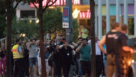 nirahua mall german iranian gunman kills 9 at munich shopping mall
