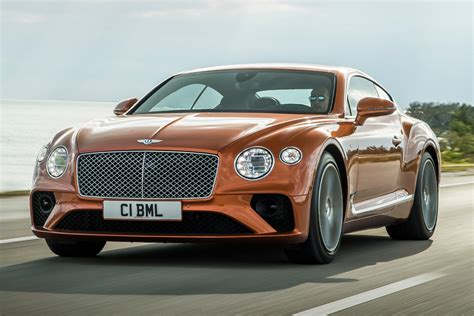 2020 Bentley Gt by 2020 Bentley Continental Gt V8 Hiconsumption