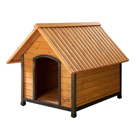 3 dog dog house pet squeak 3 8 ft l x 2 6 ft w x 3 ft h arf frame large dog house 0006l b the home depot