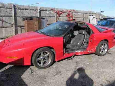 1997 pontiac trans am parts sell used 1997 pontiac firebird trans am ws6 ram air low