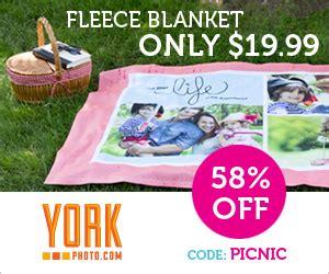 Blankets New York In Cd Promotion by York Photo Promo Code Custom Fleece Blanket Only 19 99