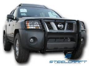 Nissan Xterra Brush Guard B Exterior Accessories Grille Guards Steelcraft Grille
