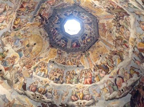 cupola di s fiore affresco interno cupola picture of duomo cattedrale di