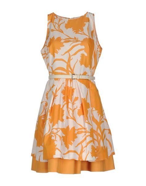 Diori Dress 1 dress in orange lyst