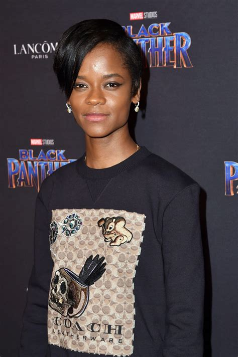 letitia wright website letitia wright at black panther welcome to wakanda nyfw