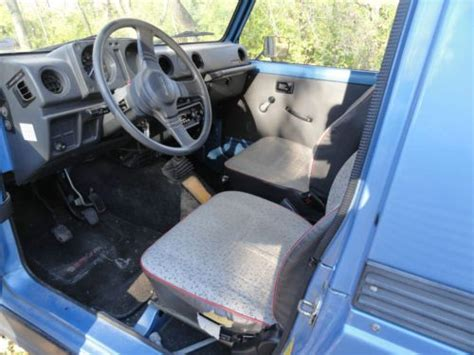 Suzuki Samurai Rear Seat For Sale Buy Used 1986 Suzuki Samurai All Totally Original Back