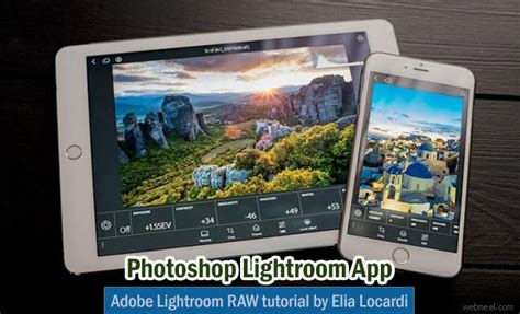 lightroom tutorial app how to convert raw photos using the adobe photoshop