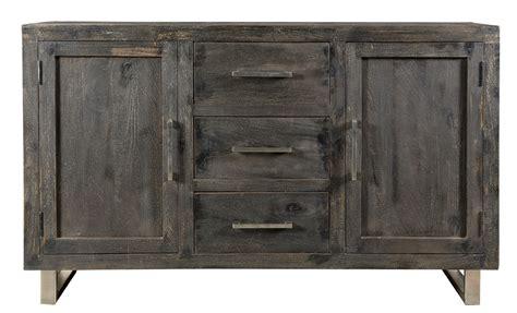 crestview bengal manor mango wood ebony  door  drawer