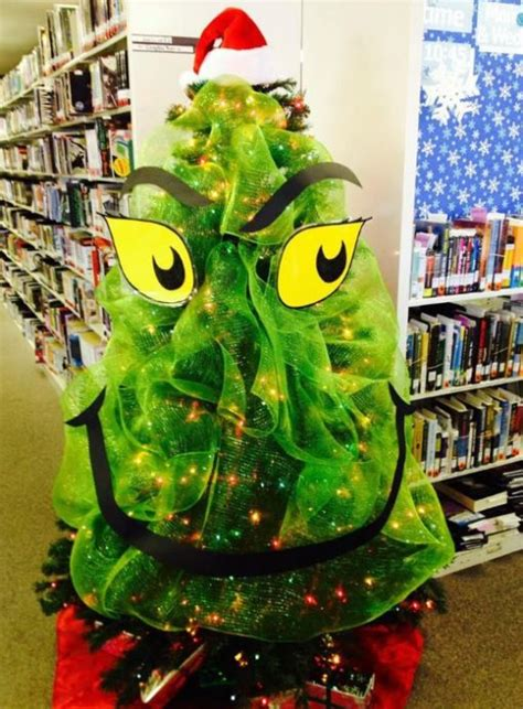 top 10 character themed christmas trees grinch christmas