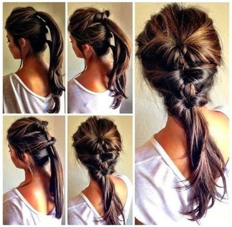 cute girl hairstyles diy how to chic diy cute boho hairstyle tutorial how to