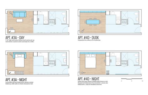 micro floor plans micro unit apartments in new york house in the valley
