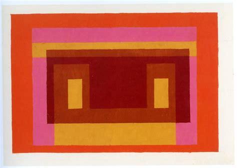 Albers Dörpen by Josef Albers As Experience Davide Barbanera Design