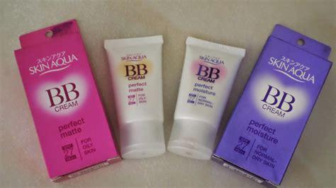 Pelembab Skin Aqua kulit terlindungi dari uv a dan uv b dengan skin aqua bb